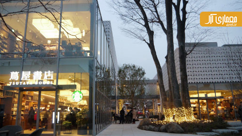 برترین معماری 2013 ،T-Site، توکیو، ژاپن