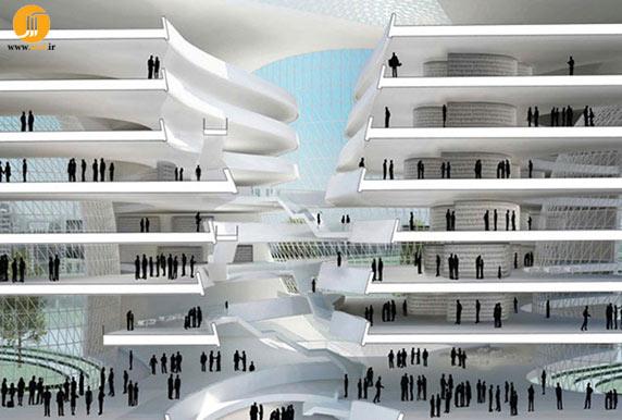 معماری کتابخانه،طراحی کتابخانه، مسابقه طراحی کتابخانه