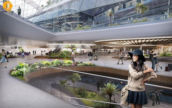 معماری فرودگاه،معماری ترمینال،معماری