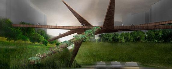 معماری،طراحی پل،معماری پل شهری