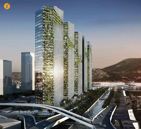 معماری،معماری پایدار،سبک معماری