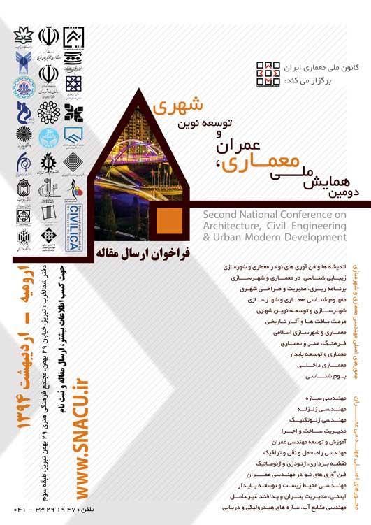 مسابقه معماری،همایش معماری،همایش معماری 94،همایش ملی معماری
