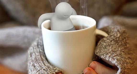 خلاقیت در خدمت نوشیدن یک چای خوش عطر و طعم
