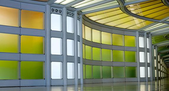 استفاده از تکنولوژی جوهر الکترونیک در طراحی داخلی
