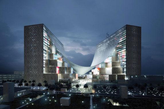 معماری ساختمان،ساختمان اداری،معماری ساختمان اداری،گروه بیگ،big group