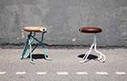 طراحی و ساخت صندلی های هنری به نامCompanion