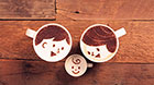 خلاقیت در تبلیغات برند ژاپنی قهوه