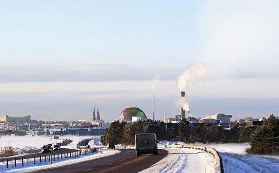 معماری نیروگاه،معماری،گروه بیگ،معماری سوئد