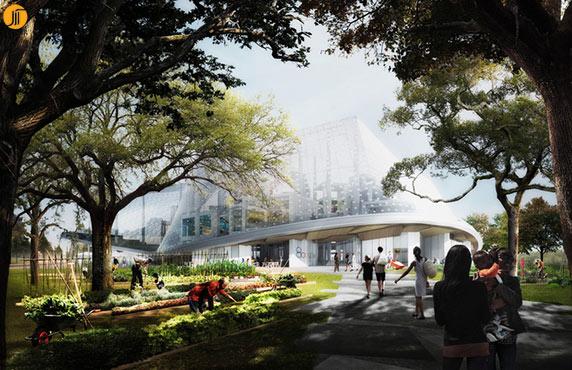 معماری،معماری دفتر کار،معماری ساختمان اداری،دفتر مرکزی گوگل،معماری دفتر مرکزی گوگل