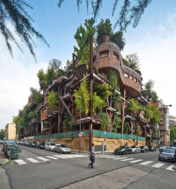 معماری،معماری سبز،کاهش آلودگی هوا،معماری برای کاهش آلودگی هوا