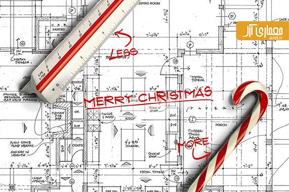 اعلام نتایج مسابقه طراحی کارت تبریک کریسمس سایت آرک دیلی