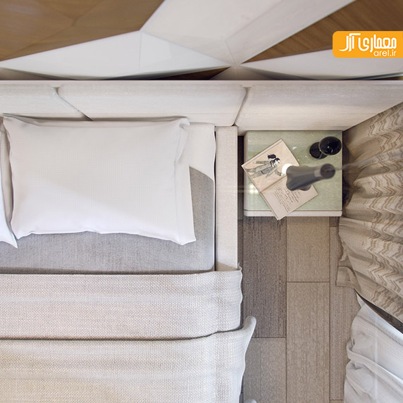 طراحی و دکوراسیون داخلی اتاق خواب
