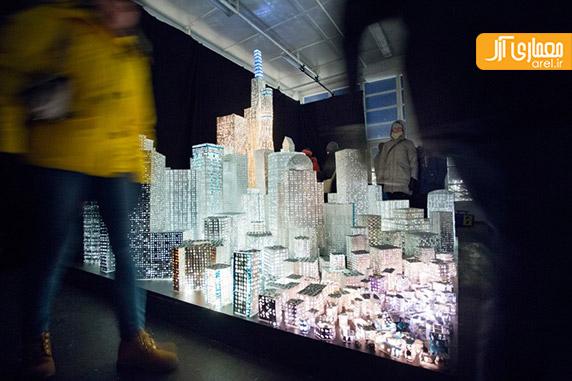 جشنواره نور هلسینکی، نورپردازی شهری