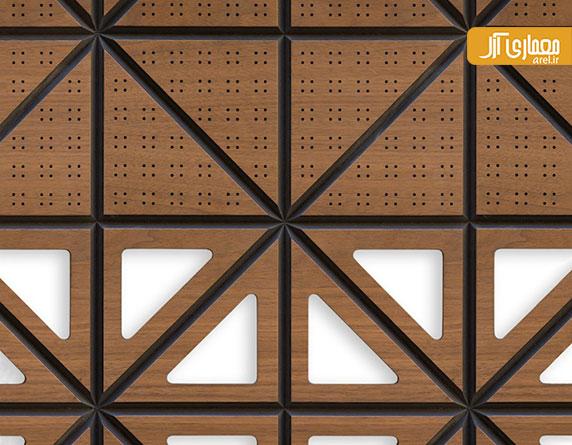معرفی متریال: پوسته ی چوبی انعطاف پذیر