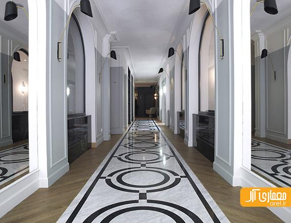 طراحی داخلی هتل،دکوراسیون داخلی هتل
