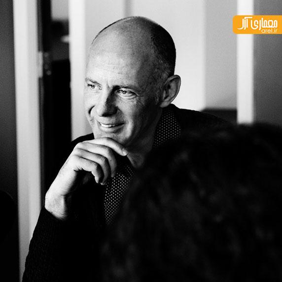 مصاحبه با Ben Van Berkel معمار گروه UNStudio