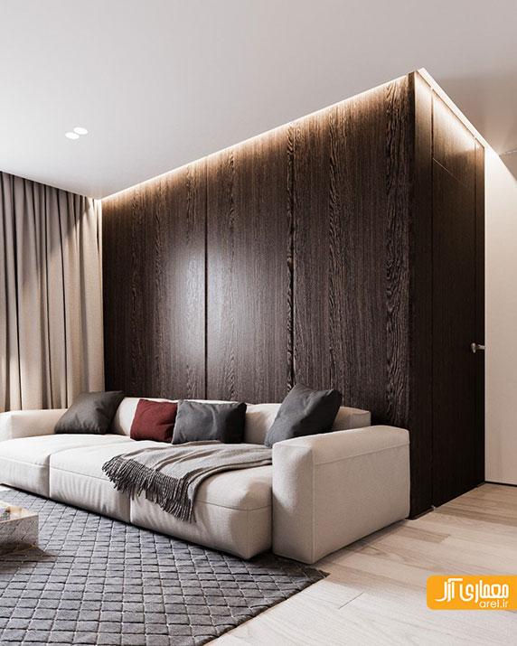 طراحی داخلی آپارتمان،دکوراسیون منزل