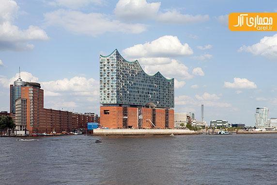 هرزوگ و د مورون: معماری سالن کنسرت ونوس تا اواخر سال 2017 به اتمام می رسد
