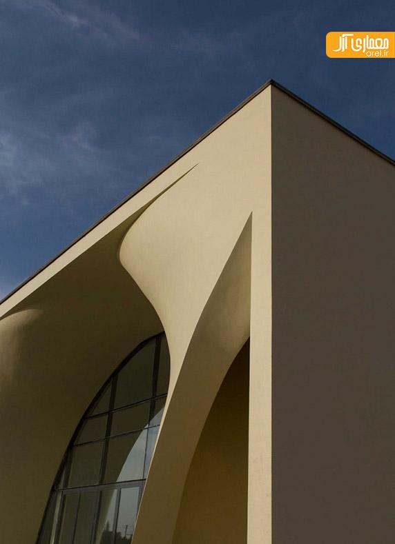 معماری ویلای کوهسار،علیرضا تغابنی
