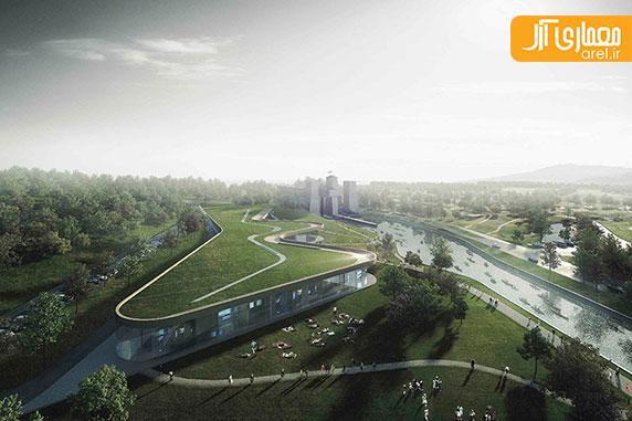 معماری و طراحی موزه ی Canoe در کانادا