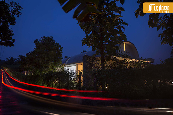 معماری فضای اقامتی توسط استودیو طراحی LIJO.RENY