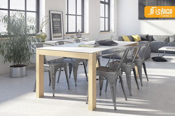 طراحی داخلی آشپزخانه،دکوراسیون اتاق غذاخوری