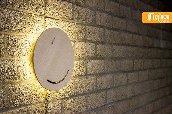 لامپ های جدید،لامپ های مدرن،نورپردازی مدرن،خلاقیت در طراحی