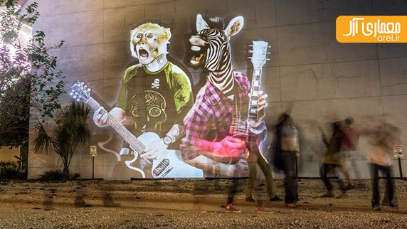 نورپردازی شهری،خلاقیت در نورپردازی
