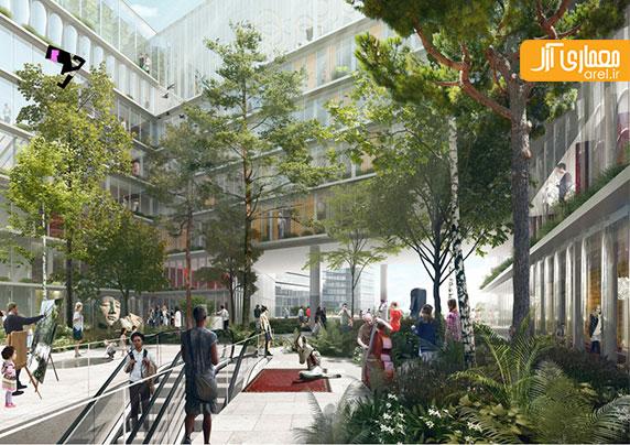 رم کولهاس و طراحی مجتمع  شهری برای همه