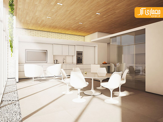 معماری ساختمان مسکونی با عنوان خانه شناسی، علیرضا تغابنی