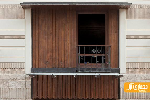 معماری و طراحی داخلی ساختمان مسکونی منصور دروس، محمدرضا نیک بخت