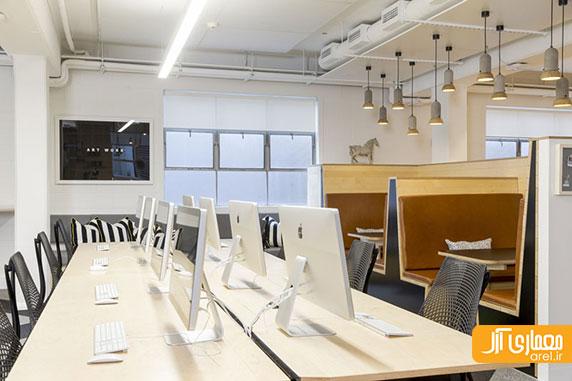 طراحی داخلی دفتر شرکت،دکوراسیون داخلی دفتر کار
