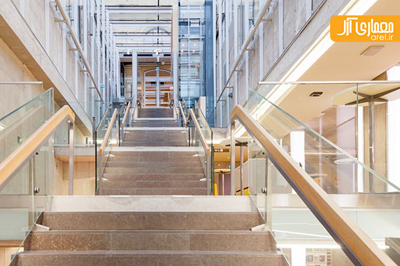 طراحی داخلی کتابخانه،معماری داخلی کتابخانه