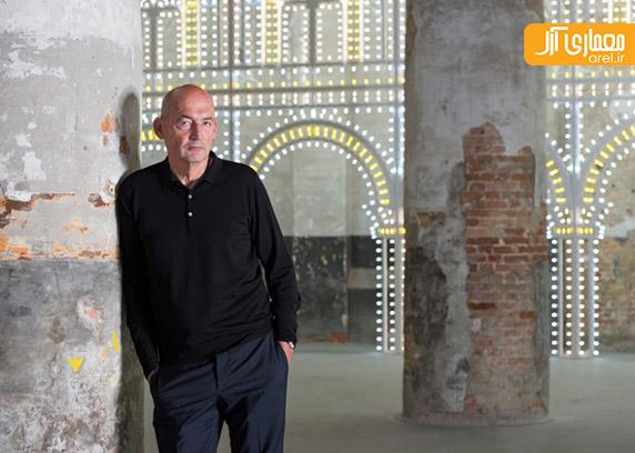 چرا معماران مشکی می پوشند؟لباس معماران مشهور