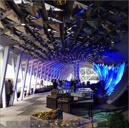 اکسپو میلان،غرفه ایران در اکسپو میلان،Expo 2015،اکسپو 2015