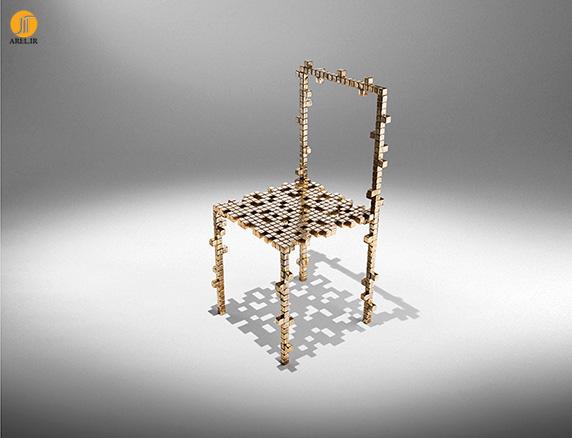 طراحی صندلی،طراحی مبلمان،طراحی صندلی لاکچری،دکوراسیون،دکوراسیون داخلی