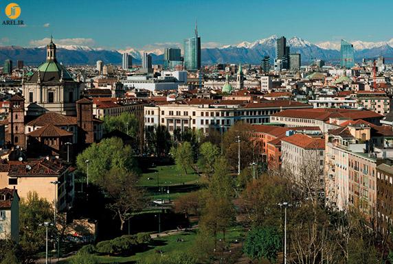 معماری،معماری شهری،معماری شهر میلان،معماری میلان،طراحی شهری،طراحی شهری میلان