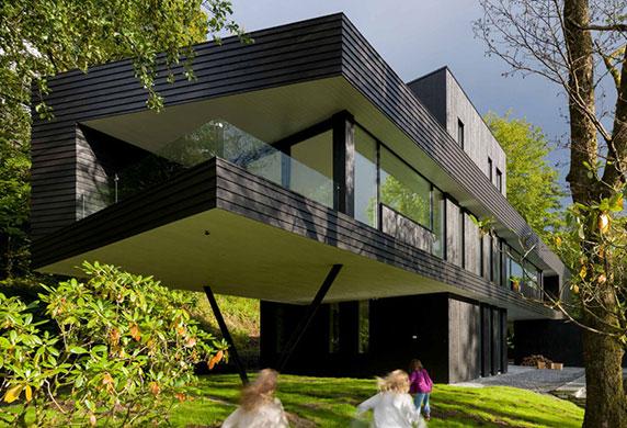 معماری خانه ی یک معمار،طراحی خانه ی یک معمار،دکوراسیون داخلی خانه ی یک معمار