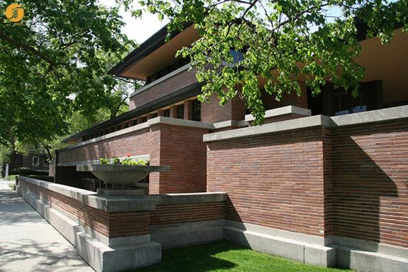 معماری ارگانیک،معمار،فرانک لوید رایت