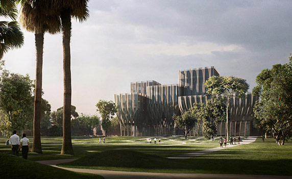 معماری،معماری زاها حدید،زاها حدید،معماری معاصر