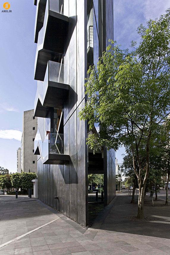 معماری و طراحی برج اداری