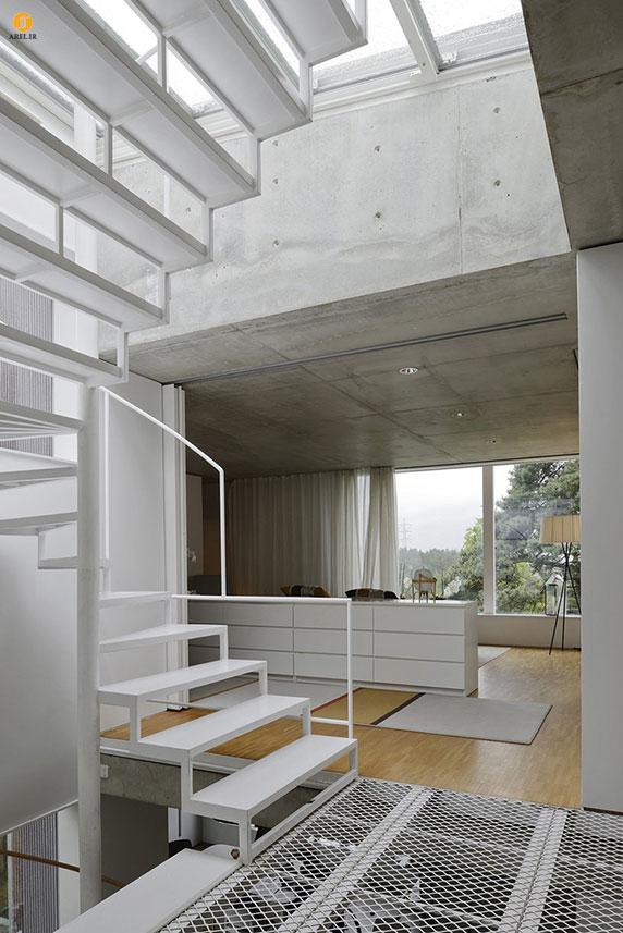 طراحی و معماری ویلا آلتونا