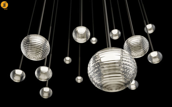 نورپردازی الگوریتمیک،سیستم نوردپردازی