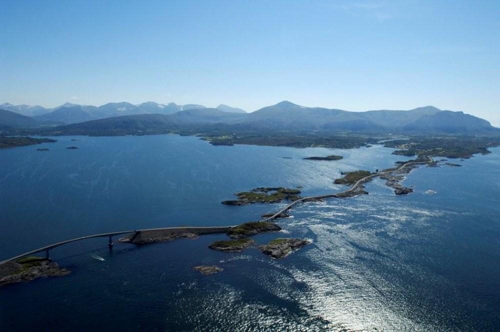 دیافراگم- جاده آتلانتیک نروژ