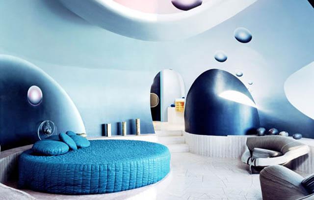 معماری و طراحی  هتل