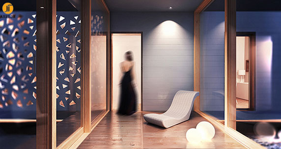 طراحی خانه پیشساخته