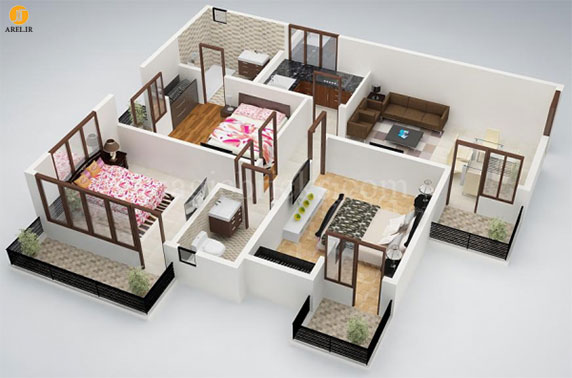 50 3 for House plans for single person