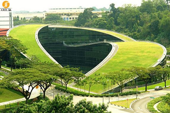 معماری پایدار،معماری ارگانیک