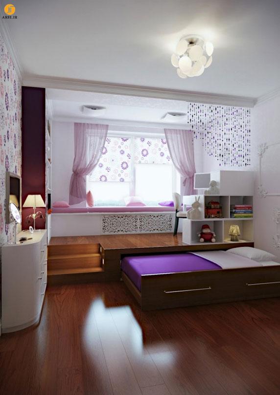 اتاق خواب کوچک