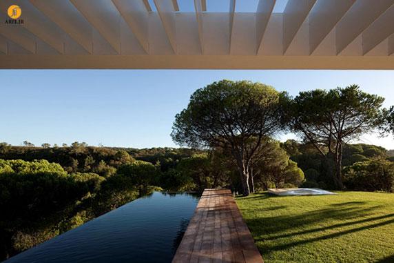 طراحی و معماری : 9 ایده در طراحی استخر مدرن